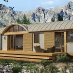 Compact Modular Green Homes Built Energy