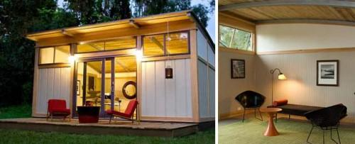Company Cabin Fever Creates Well Designed Affordable Prefabricated