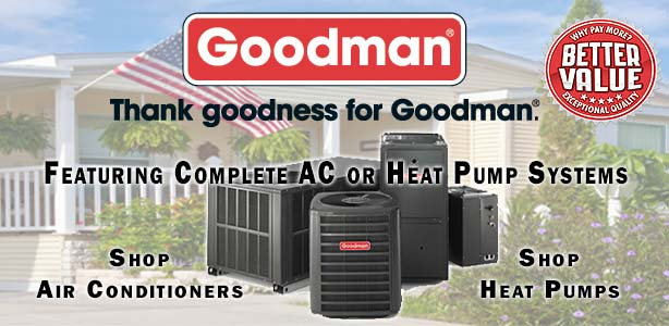 Complete Mobile Home Heat Pump Systems