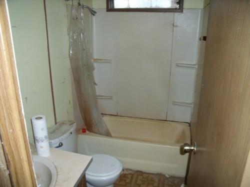 Complete Mobile Home Remodel Bathroom Vivid