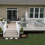 Composite Vinyl Deck Systems Offered Chesterfield Fence
