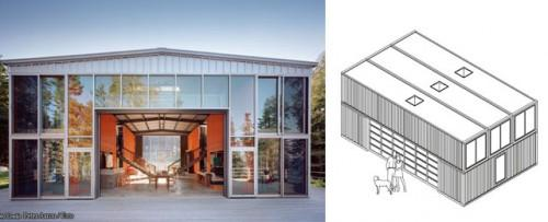 Container Home Quikhouse