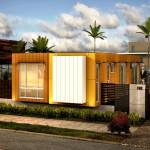 Container Homes Beautiful Modern Prefab Cargo Home
