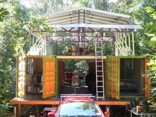Container House Architecture Shipping Home Design