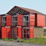 Container House Patrick Partouche Shipping Homes