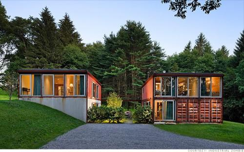 Container House Shipping Home Showcase