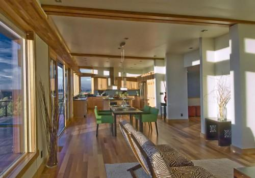 Contemporary Home Bend Stillwater Dwellings