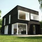 Contemporary Infill New Prefab