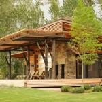Contemporary Prefab Home Montana