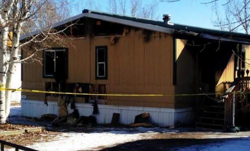 Contents Trailer Home South Fort Collins Were Destroyed