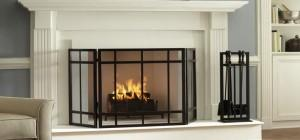 Cool Prefab Fireplace