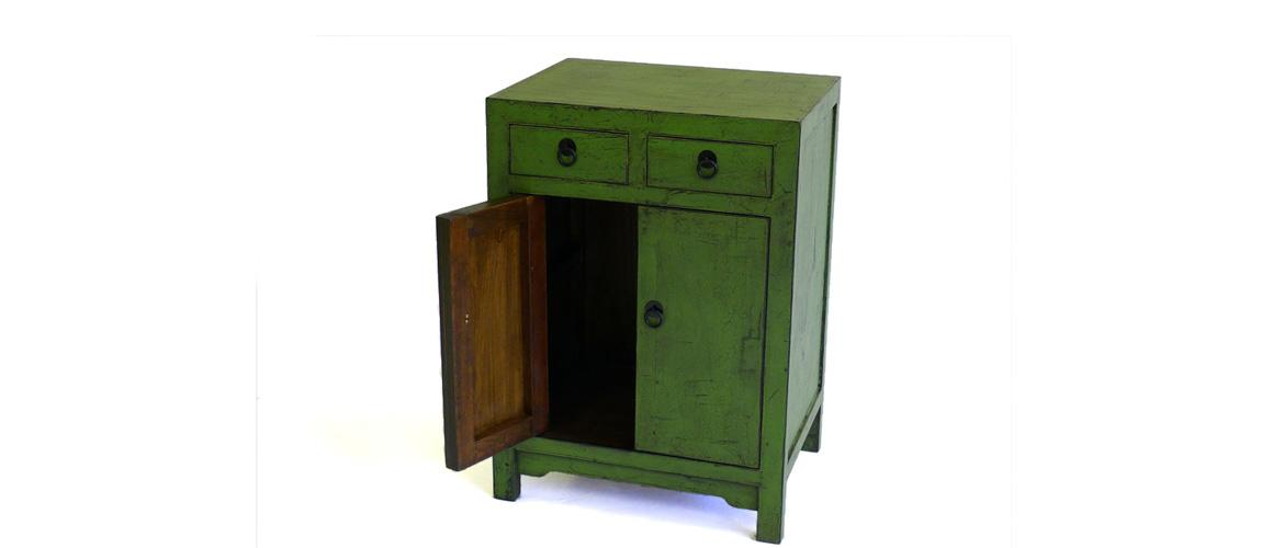 Country Cabinet Green