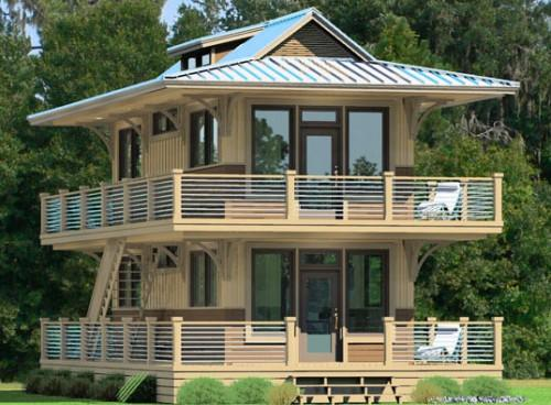 Country Cottage Modular Home Plans