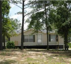Mobile Home And Land For Sale