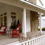 Covered Porch Side Rend Hgtvcom