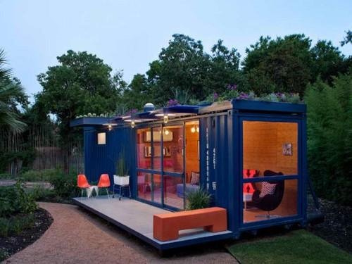 Cozy Storage Container Homes