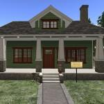 Craftsman Bungalow Style Modular Homes