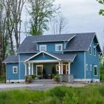 Craftsman Style Modular Green Homes