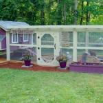 Custom Build Special Pre Fab Fixed Coops Order Also Sell