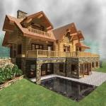 Custom Homes Log Home Cabin Packages Kits Colorado Builder