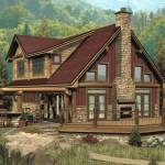 Custom Log Home Builders Commercial Buildings Floor Plans