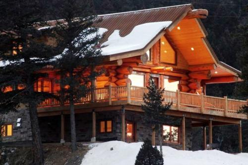 Custom Log Homes Can Find Perfect Cabin