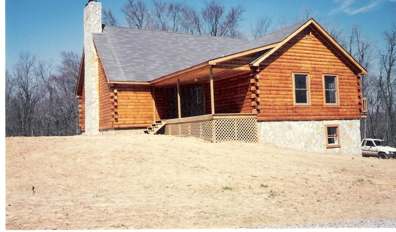 Custom Log Homes Packages Materials Supplies