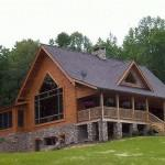Custom Log Homes Sale