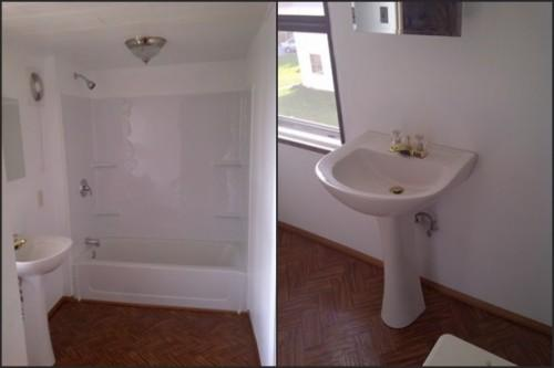 Custom Mobile Home Bathroom Remodeling