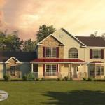Custom Modular Homes Builder Plan Berkshire