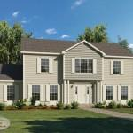 Custom Modular Homes Builder Plan Fayette