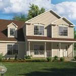 Custom Modular Homes Builder Plan Hilshire