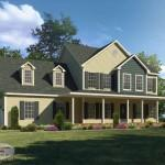 Custom Modular Homes Builder Plan Holbrook