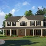 Custom Modular Homes Builder Plan Montgomery