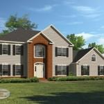 Custom Modular Homes Builder Plan Springfield