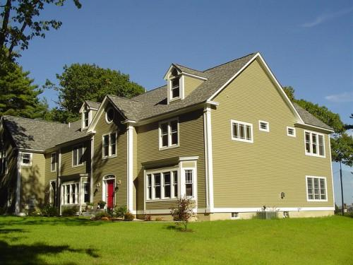 Custom New England Homes Modular Home