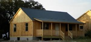 Custom Settler Modular Log Home Homes