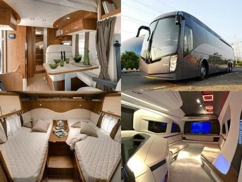 Customised Luxury Mobile Homes Politicians New Attraction