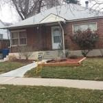 Cute Brick Home Rent Ogden Utah