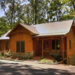 Cute Little Log Home Sisson Dupont Carder