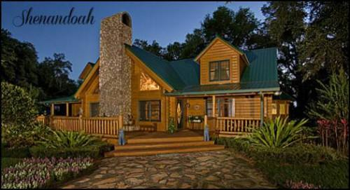 Cypress Log Homes Including History Fun Facts