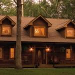 Daniel Boone Log Homes
