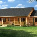 Dauphin Island Log Home Plan Southland Homes Skip Main