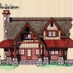 Davidson Daniel Boone Log Homes
