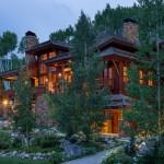 Day Million Luxury Log Home Beaver Creek Colorado