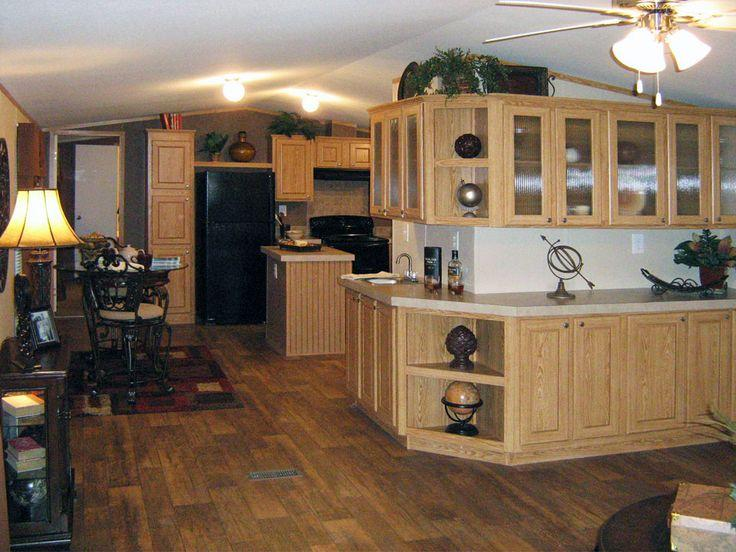 Decorated Single Wide Mobile Homes Singlewide Clh