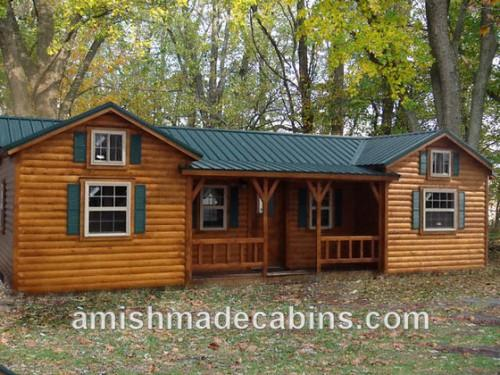 Deluxe Portable Cabins