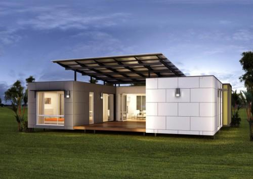 Design Ideas Eco Friendly Modular Homes Contemporary Idea