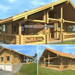 Design Log Cabin Home Custom Designs