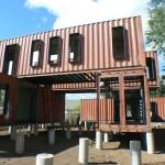 Design Studio Flagstaff Arizona Six Shipping Container Home